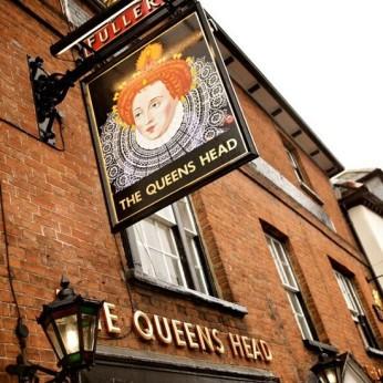 Queens Head, Farnham