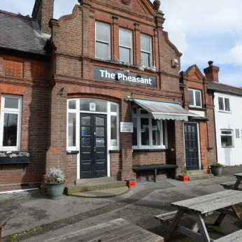 Pheasant, High Wycombe