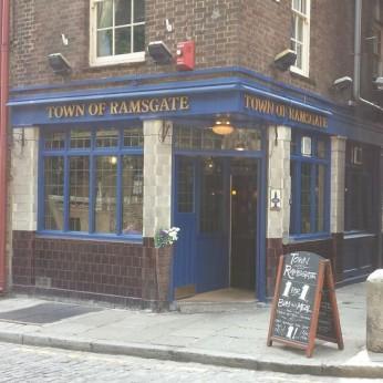 Town Of Ramsgate, London E1