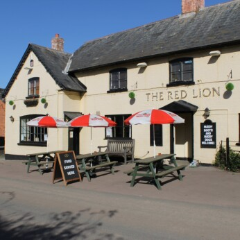 Red Lion, Madley