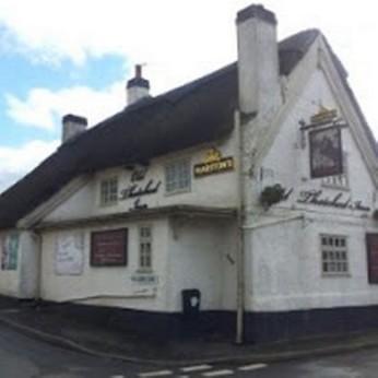 Old Thatched Inn, Stanton under Bardon