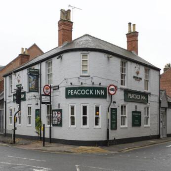 Peacock Inn, Lincoln