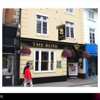 Rose, Bedford