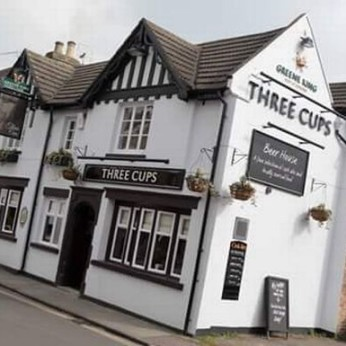 Three Cups, Bedford