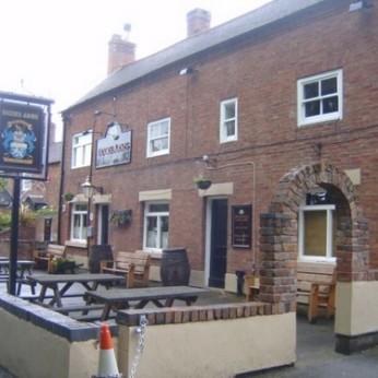 Dixies Arms, Bagthorpe