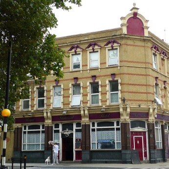 Royal Standard, London E16