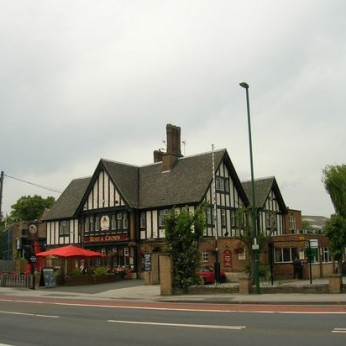 Rose & Crown, Nottingham