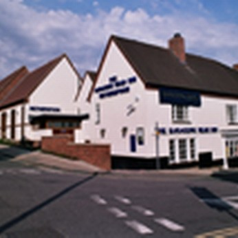 Saracens Head, Daventry