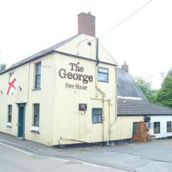 George Inn At Tiffield, Tiffield