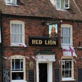 Red Lion, Evenley