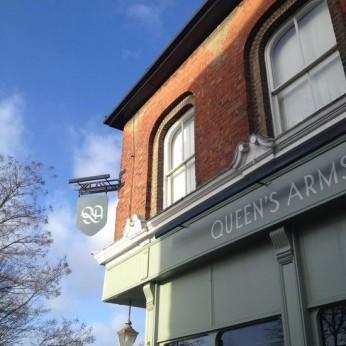 Queens Arms, London E17