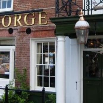 George, London E18