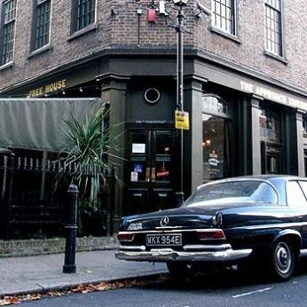 Approach Tavern, London E2