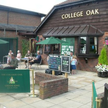 College Oak, Abingdon-on-Thames