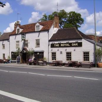 Royal Oak, Oxford