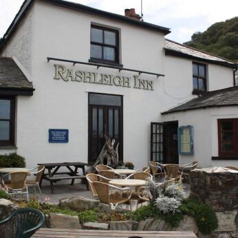 Rashleigh Inn, Polkerris