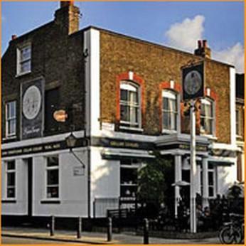 Prince George, London E8