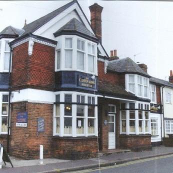 Clifton Arms, Caversham