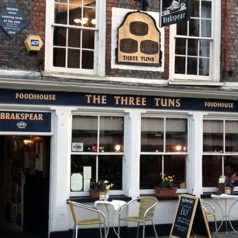 Three Tuns, Henley-on-Thames