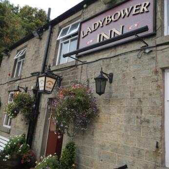 Ladybower Inn, Bamford