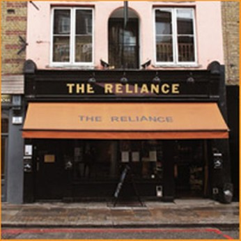 Reliance, London EC1V