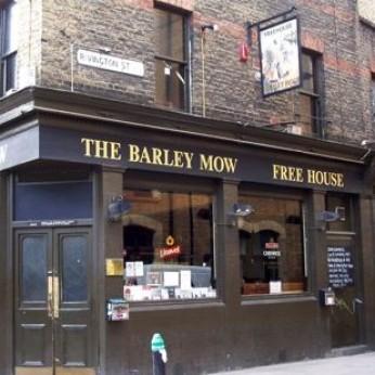 Barley Mow, London EC2A