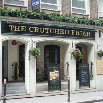 Crutched Friar, London EC3