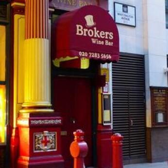 Brokers, London EC3