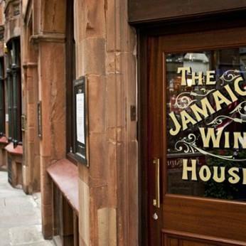 Jamaica Wine House, London EC3