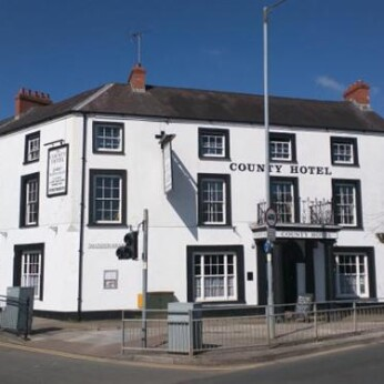 County Hotel, Haverfordwest
