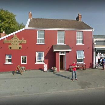 Railway Inn, Johnston