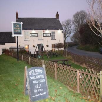 Corner Piece Inn, Rudbaxton