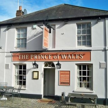 Prince Of Wales, Marlow