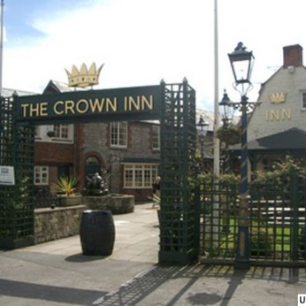 Crown Inn, Stratton St Margaret