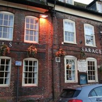 Saracen's Head Hotel, Highworth