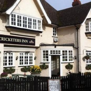 Cricketers Inn, Easton