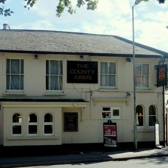 County Arms, St Paul