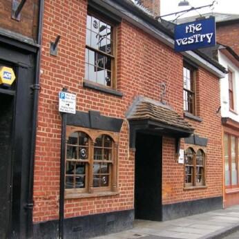 Vestry Bar, Salisbury