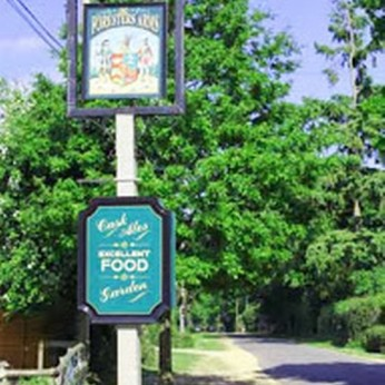 Foresters Arms, Frogham