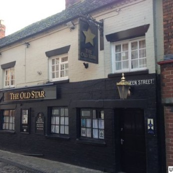 Old Star, Uttoxeter