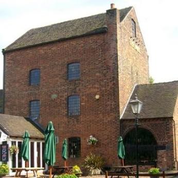 Mill at Worston, Great Bridgeford