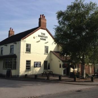 Hartley Arms, Wheaton Aston