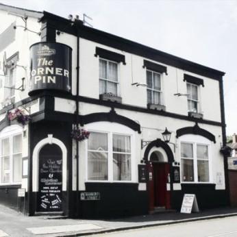 Corner Pin, Stoke-on-Trent