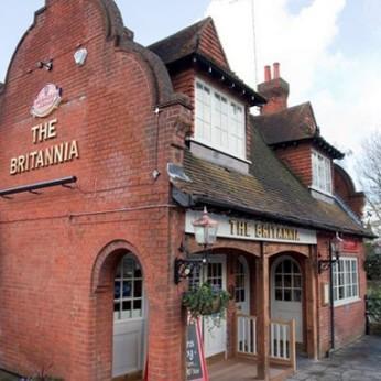 Britannia, Guildford
