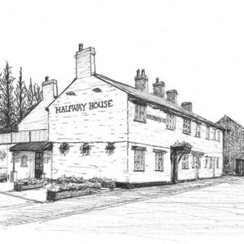 Halfway House Inn, Halfway House