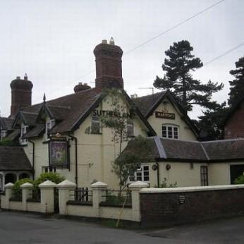 Sutherland Arms, Tibberton