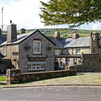 Old Inn, Widecombe-in-the-Moor