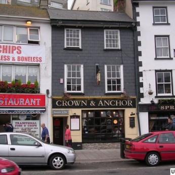 Crown & Anchor, Brixham