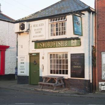 Swordfish Inn, Newlyn