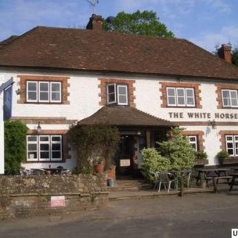 White Horse, Hascombe